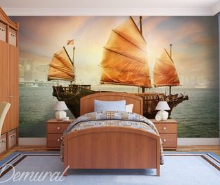 baywatch boys room wallpaper mural photo wallpapers demural