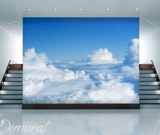 flight to the stratosphere sky wallpaper mural photo wallpapers demural