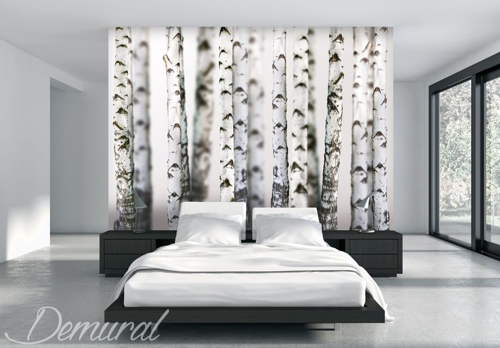 Wooden curtain Patterns wallpaper mural Photo wallpapers Demural