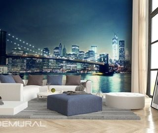 in the city light cities wallpaper mural photo wallpapers demural