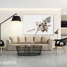 Relaxing-butterfly-posters-in-living-room-posters-demural