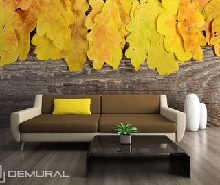unusual autumn patterns wallpaper mural photo wallpapers demural