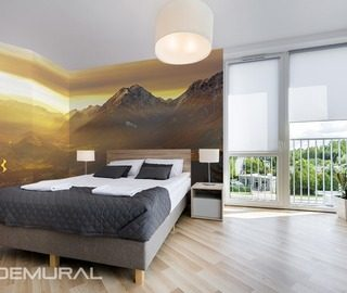 above the valley bedroom wallpaper mural photo wallpapers demural