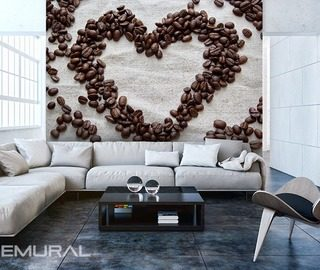 for the love of coffee coffee wallpaper mural photo wallpapers demural