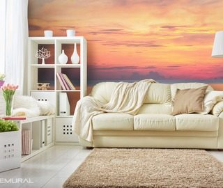 dream of seaside haven sunsets wallpaper mural photo wallpapers demural