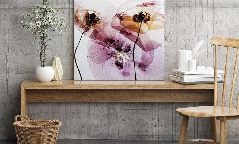 unusual flowers a magic of nature canvas prints flowers canvas prints demural