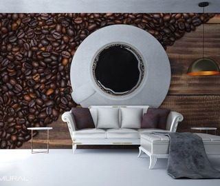 the taste of the morning coffee coffee wallpaper mural photo wallpapers demural