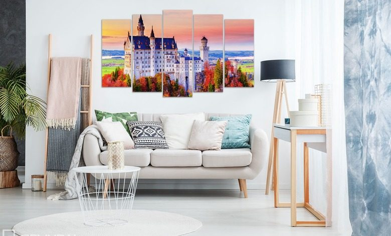 a castle full of mysteries canvas prints architecture canvas prints demural