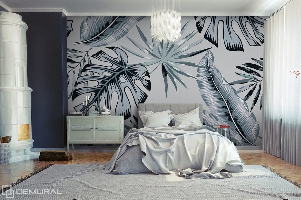 In an exotic land Bedroom wallpaper mural Photo wallpapers Demural