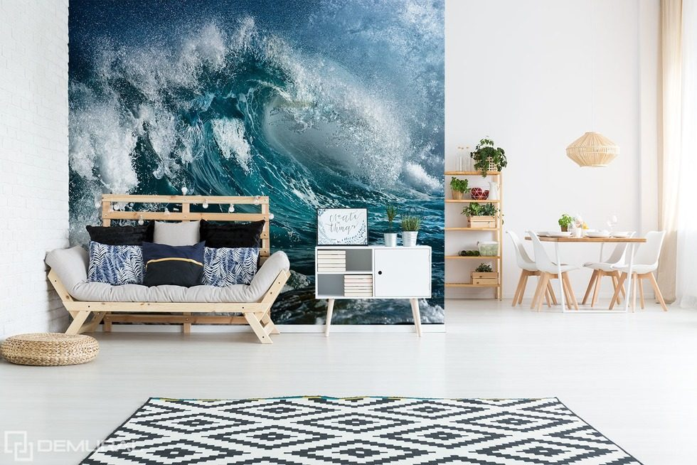 Revival of Nature Nautical style wallpaper, mural Photo wallpapers Demural